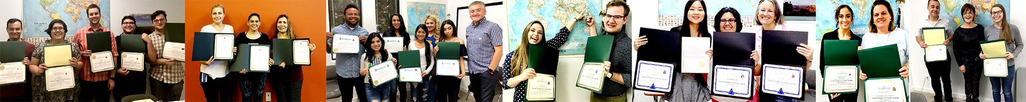 AZ Language Graduates Stitch