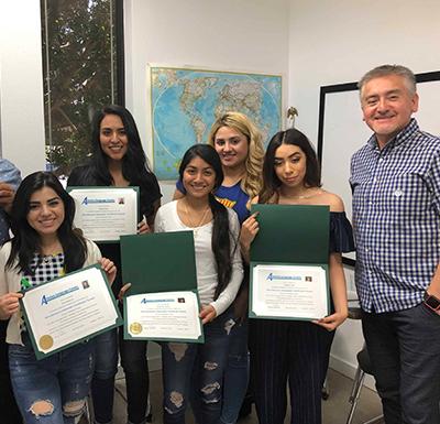2019 Simultaneous Interpreter Certificate in Phoenix